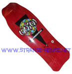 Hosoi Hammerhead Stained Glass Full Size 2015 - RED