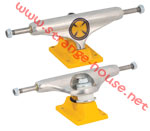 Independent 139mm Strke Cross Trucks / Yellow / Stage 11