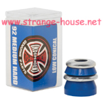 Independent 92a Medium Hard Low Conical Bushings (2 Trucks)