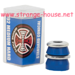 Independent 92a Medium Hard Standard Conical Bushings (2 Trucks)
