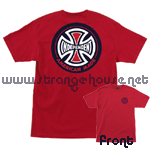 Independent American Made T-Shirt Red / Medium