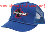 Independent OGBC Can't Be Beat Mesh Hat / Blue & Red / OS
