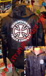 Independent ITC Hooded Windbreaker Black / Large