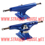 Independent 129mm Stage 11 Forged Hollow Ano Blue Trucks