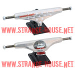 Independent 139mm Stage 11 Luan Oliveira Black / Silver Trucks