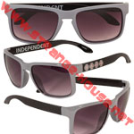 Independent 4 Of A Kind Sunglasses - Dark Gray / Black