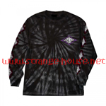 Independent Evan Smith Warped Cross L/S Spider Black / MD