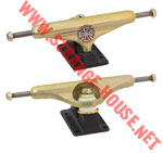 Independent 139mm Stage 11 Forged / Titanium Trucks - Gold/Black