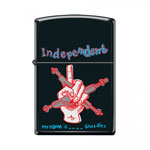 Zippo / Independent My Name Is... Gonzales Ltd Lighter