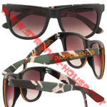 Independent Incognito Sunglasses Black / Camo