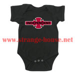 Independent O.G.B.C. Infant Onsie Black / 6 Months