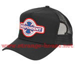 Independent MFG USA Trucker Mesh Cap Black / One Size
