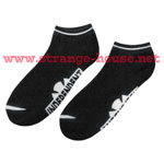 Independent O.G.B.C. Low Socks / Single Pair / Black