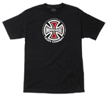 Independent Truck Co Regular BlackT-Shirt Medium