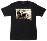 "Independent Rhino/Baca/Slash ""Easy Rider"" T-Shirt Large Black"