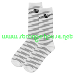 Independent Shredder Socks White 9 - 11 / Single Pair