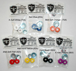Khiro Barrel Bushings Orange 79a Conv. Kit