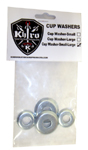 Khiro Repl. Cup Washer Set (2 Large / 2 Small per Pack)