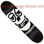 "Krooked Krimson LG 8.25"" Deck Glow in the Dark!!!"