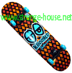 "Krooked Snake Eyes 7.75"" Complete / Orange"