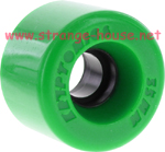 Kryptonics Star-Trac Classic Wheels 55mm / Green / 86a