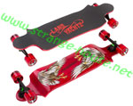 "Landyacthz Switch 35"" Eagle - Red 9.5"" x 35"" Complete"