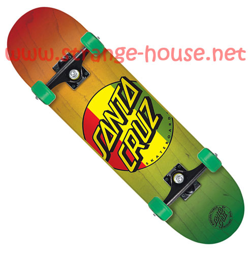 "Santa Cruz Rasta Dot Complete - 8.0"" - Click Image to Close"