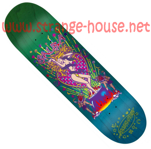 "Santa Cruz Steve ""Salba"" Alba Witch Doctor 8.0"" x 31.6"" - Click Image to Close"