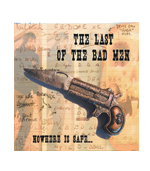 Last of the Bad Men: Nowhere is Safe...CD
