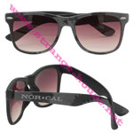 Nor Cal Hashbury Sunglasses Black Tie Dye