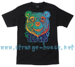 NorCal Trip Bear T-Shirt / Black / Large