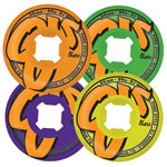 OJ Logo Family Wheels - 54mm / 99a (set of 4) Mash Up