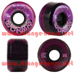 OJ Wheels Todd Bratrud's Purple Worms Wheels 56mm / 87a