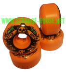 OJ Wheels Ditch Witch 56mm / 92a Green Wheels (set of 4)