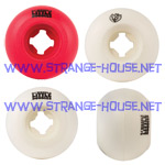 OJ III Little Doodies 58mm / 92a Mix Up White Red Wheels