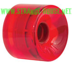 OJ III Hot Juice Translucent Red 60mm / 78a
