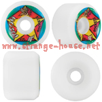 OJ II / Hosoi Rockets Re-Issue Wheels 61mm / 97a WHITE