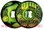 OJ Wheels Doug Saladino Pine Design 60mm / 101a Wheels
