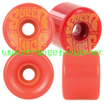 OJ Wheels OJ Super Juice 60mm / 78a - Red