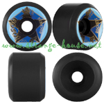 OJ II / Hosoi Rockets Re-Issue Wheels 61mm / 97a BLACK