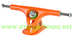 "Paris 180mm / 50 Degree / 10"" Truck - Orange / Pair"
