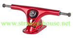 "Paris 180mm / 50 Degree / 10"" Truck - Candy Red / Pair"