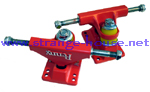 "Penny Trucks 3"" Red Trucks / Pair"