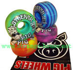 Pig Dan Lu Pro 52mm Swirl Mash Up Wheels / 101a