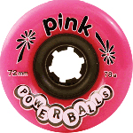 Pink Powerballs 72mm 78a