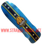 "Pope Skates Stuntman Series Pool 9.5"" Deck - Blue"