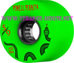 Powell Peralta ATF 59mm / 78a Wheels - Green