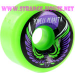 Powell Peralta Bomber III 60mm / 85a Green Wheels