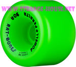 Powell Rat Bones Wheels 60mm / 90a Green