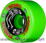 Powell Peralta G-Bones Green 97a / 64mm